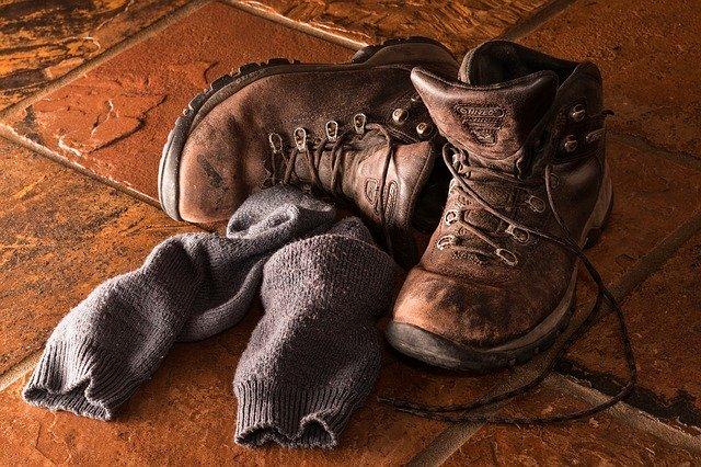 Kvalitná pracovná obuv